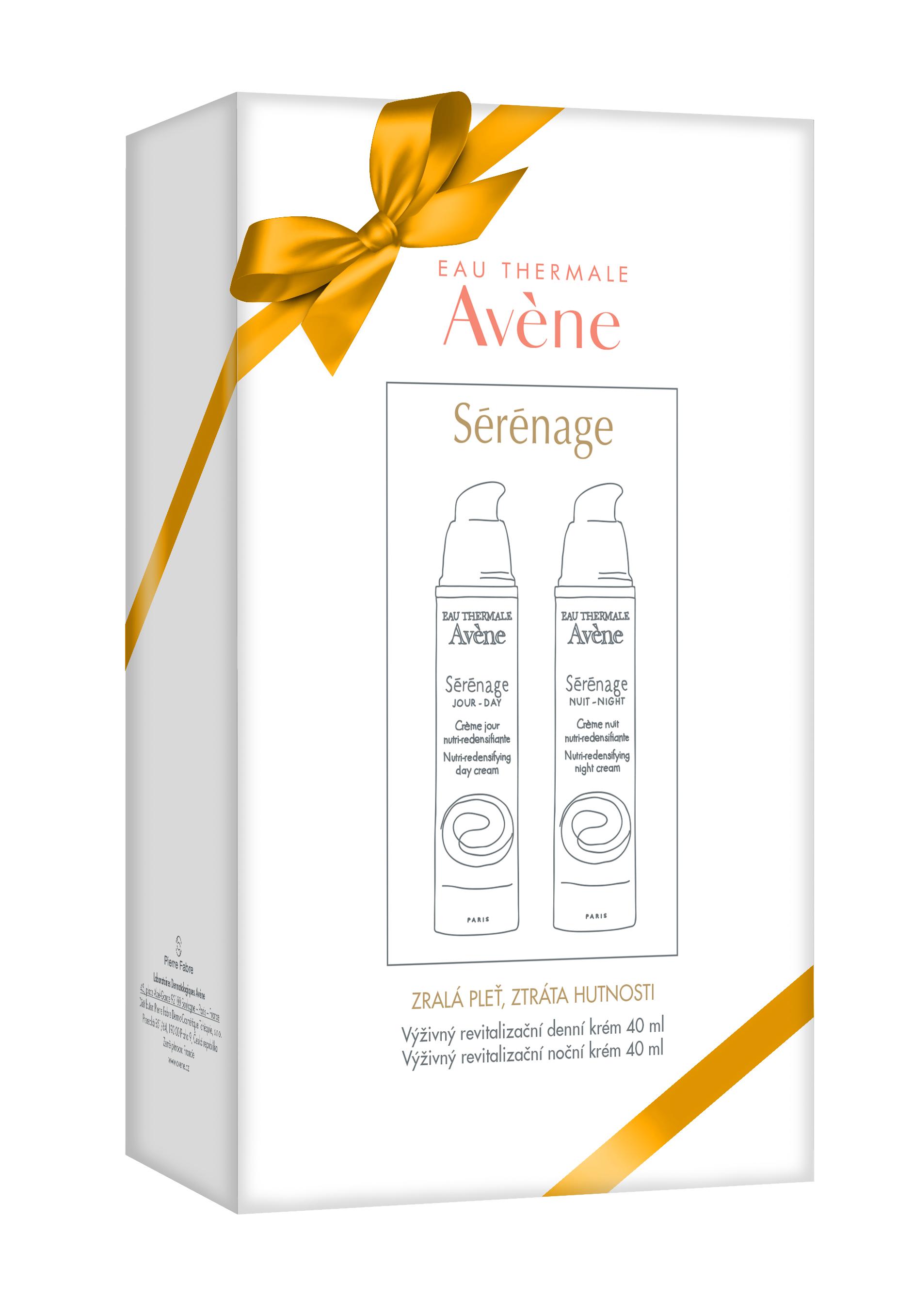 AVENE Serenage Vánoční balíček