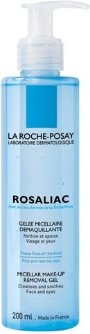 La Roche-Posay Rosaliac Micerální odličovací gel pro citlivou pleť 200 ml