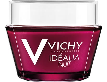 VICHY Idealia Noční - regenerační noční gelový balzám