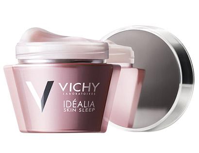 VICHY Idealia Skin Sleep Regenerační noční balzám 50 ml