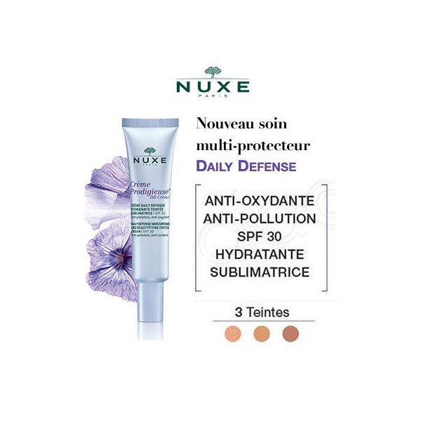 NUXE Creme Prodigieuse DD krém light 30 ml