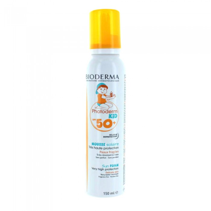 BIODERMA Photoderm KID SPF 50 plus pěna 150 ml