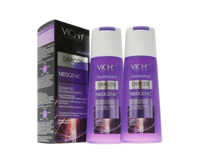 VICHY Dercos Neogenic DUO balení 2x200 ml