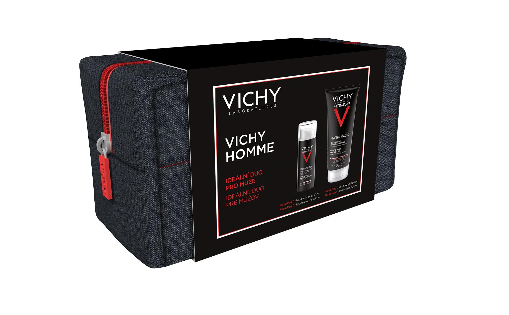 Vichy Vánoce Homme Hydra
