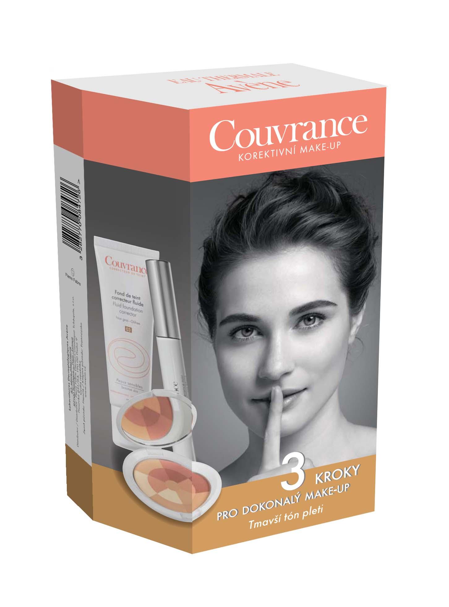 AVENE Couvrance dárkový balíček přirozený odstín