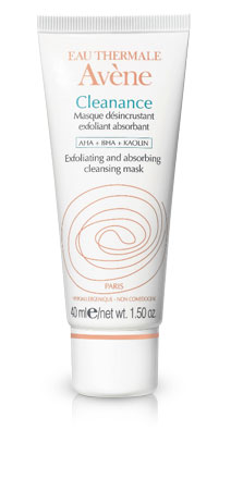 AVENE Cleanance čistící maska - Cleanance masque 50 ml