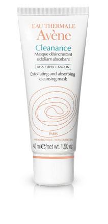 AVENE Cleanance čistící maska - Cleanance masque 50 ml