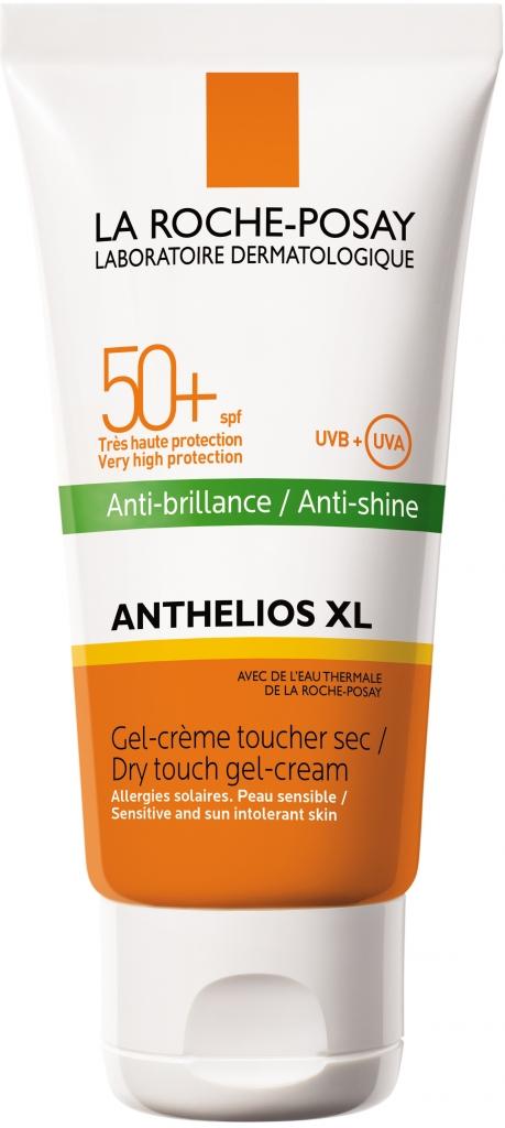 La Roche-Posay Anthelios XL ZABARVENÝ Gel-krém SPF 50 plus /PPD 31 ZMATŇUJÍCÍ 50 ml