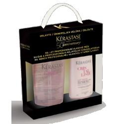Kérastase PROMO Cristaliste šampon 500 ml plus kondicioner 250 ml