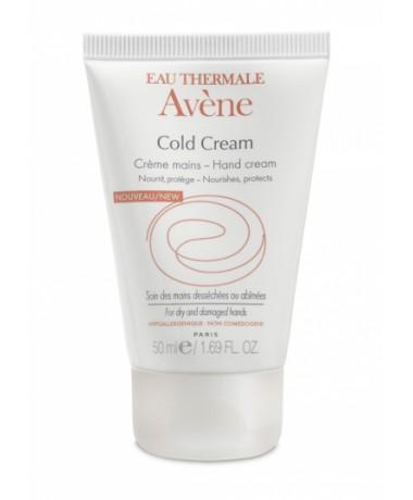 AVENE Cold cream koncentrovaný krém na ruce
