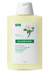 KLORANE Šampon s vosky z magnolie pro přirozený lesk 200 ml