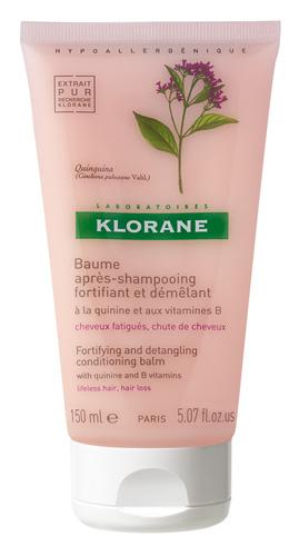 KLORANE Balzám proti vypadávání vlasů s chininem 200 ml