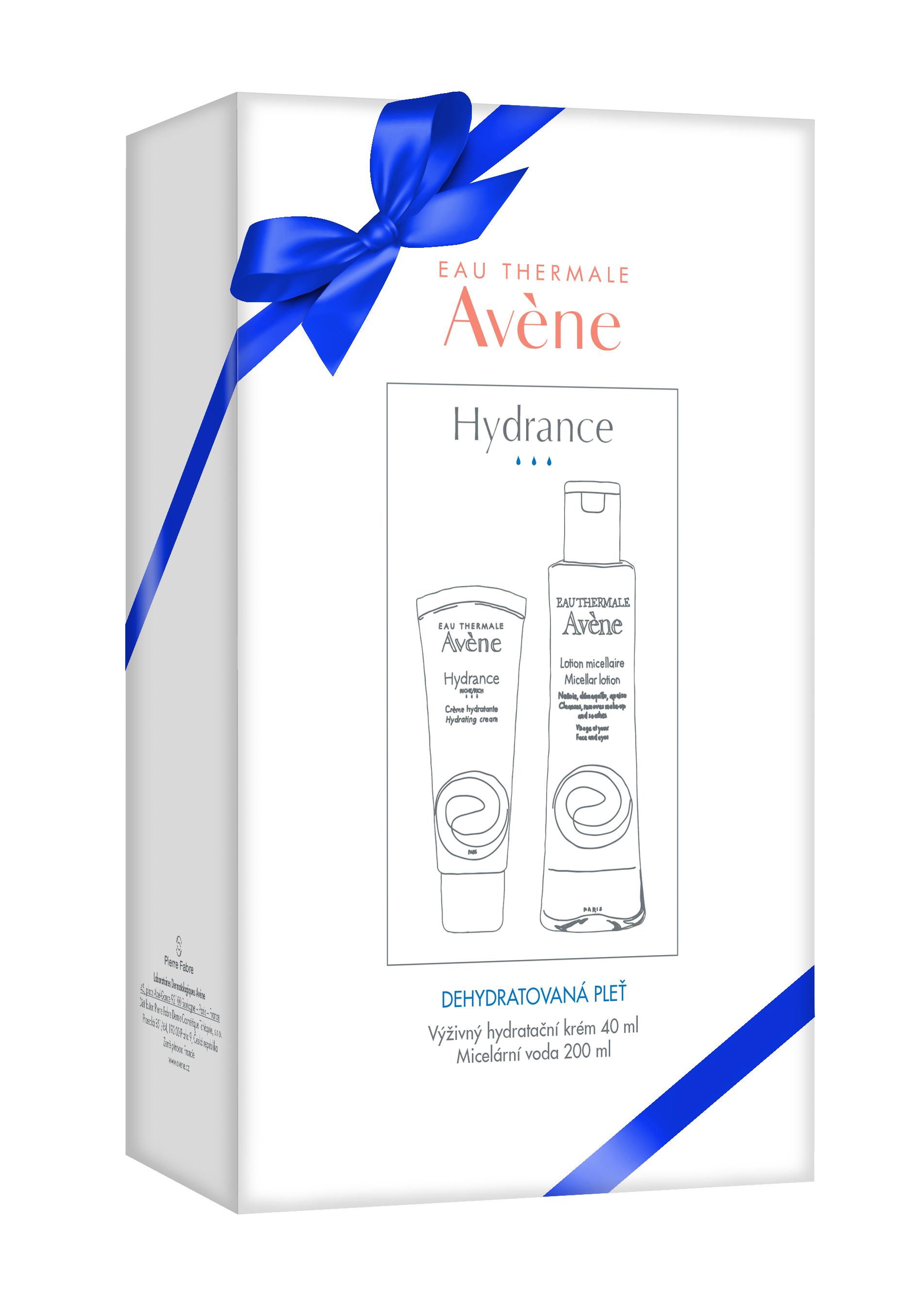 AVENE Hydrance riche balíček Vánoce