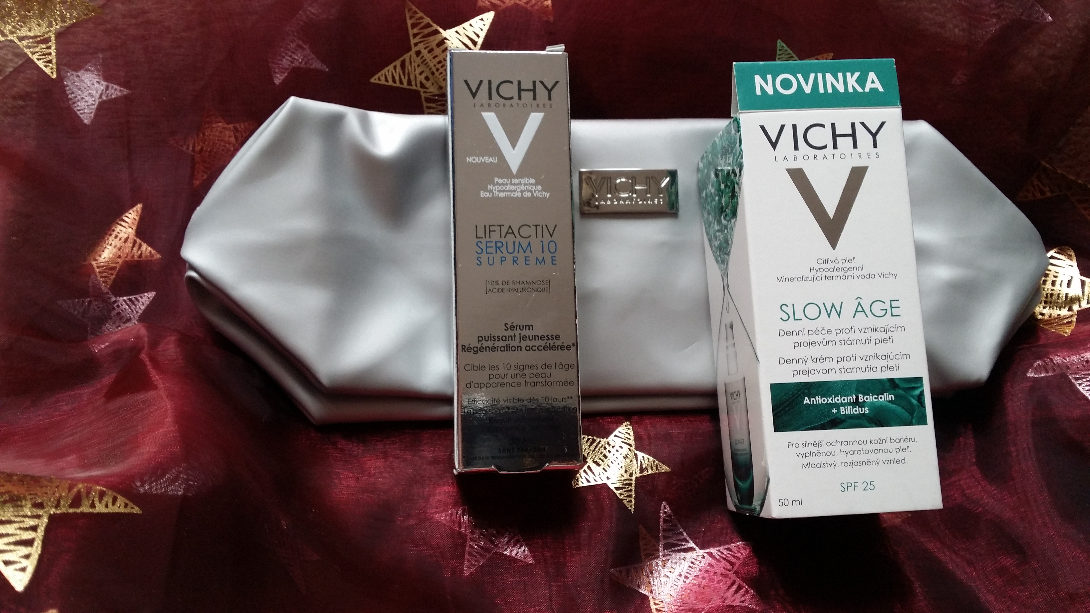 VICHY Vánoce 2 - Liftactiv serum plus Slow Age