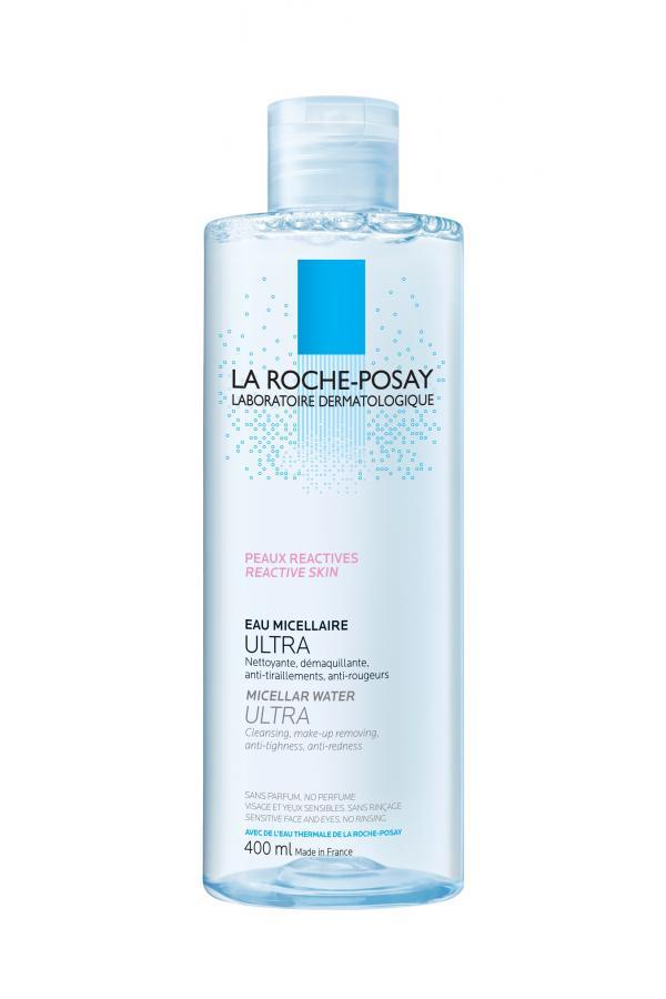 La Roche-Posay micelární voda ULTRA sensitive skin200 ml