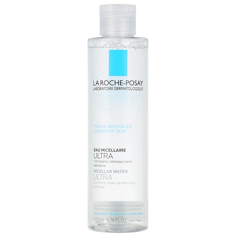 La Roche-Posay micelární voda ULTRA Citlivá pleť 200 ml