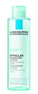 La Roche-Posay micelární voda EFFACLAR ULTRA 400 ml