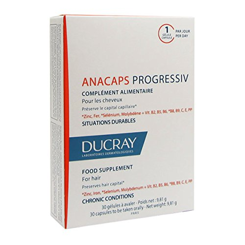 Ducray Anaphase Progressiv 3x30 tobolek