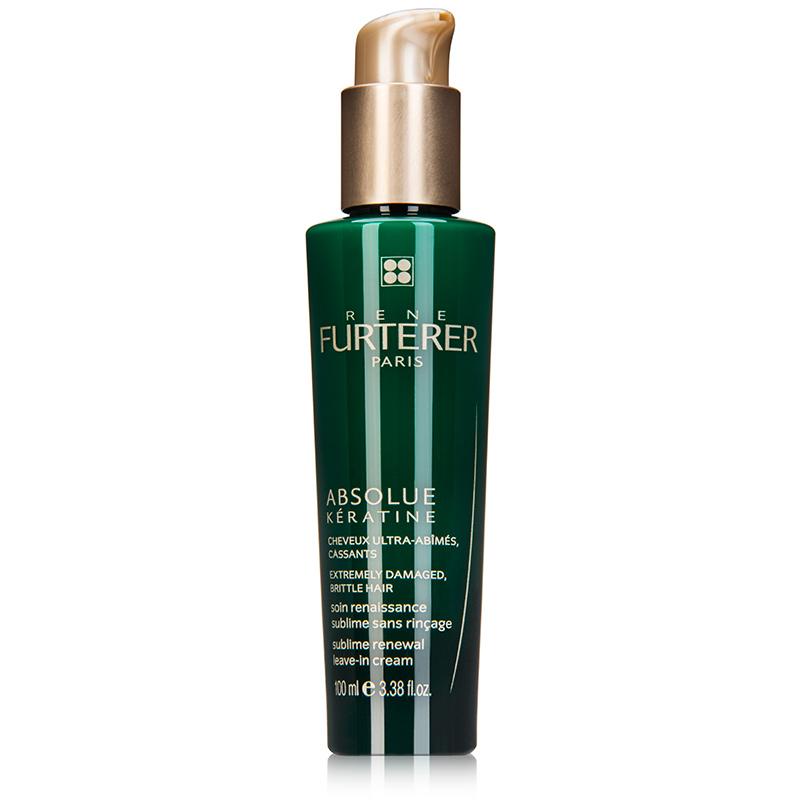 Rene Furterer ABSOLUE KÉRATINE - obnovující krém pro extrémně poškozené vlasy 100 ml
