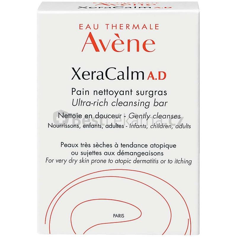 AVENE XeraCalm A.D ultra vyživující mycí kostka 100 g