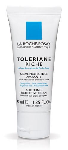 La Roche-Posay Toleriane riche výživný krém 40 ml