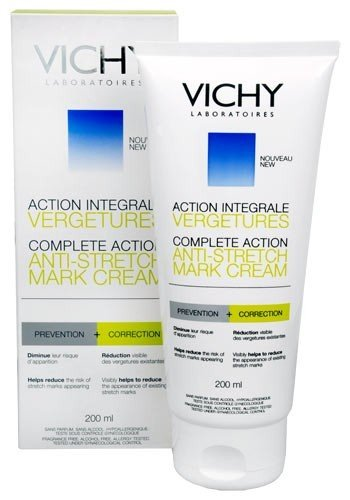 VICHY Action Integrale vergetures 200ml - Krém na strie