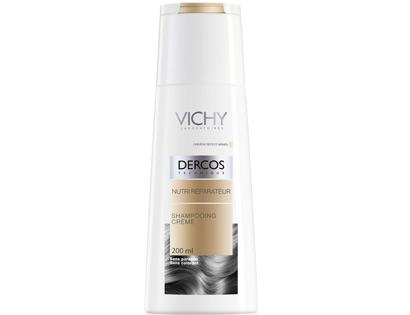 Vichy Dercos Nutri-Réparateur Vyživující šampon pro suché a poškozené vlasy 200 ml