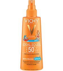 Vichy Ideal Soleil Ochranný sprej pro děti SPF50 plus 200ml