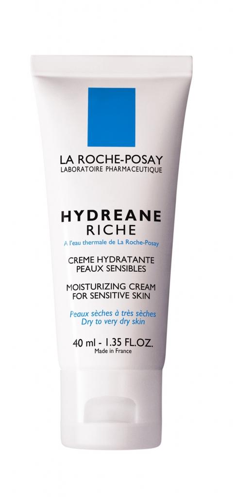 La Roche-Posay Hydreane Riche - Hydratační péče pro citlivou pleť 40 ml