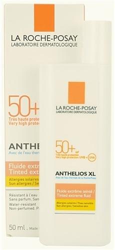 La Roche-Posay Anthelios SPF 50 plus Zabarvený fluid 50 ml
