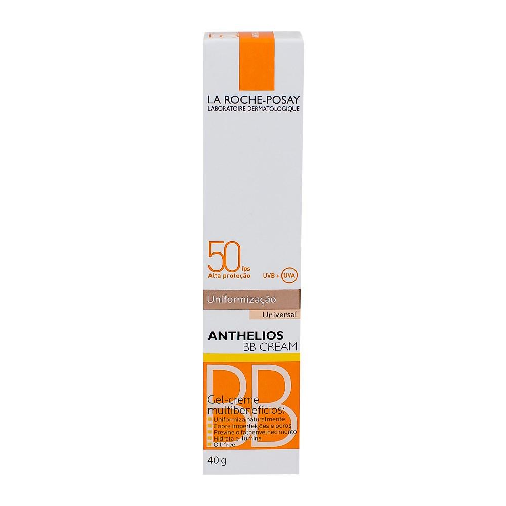 La Roche-Posay Anthelios XL SPF 50 plus Zabarvený krém BB 50 ml