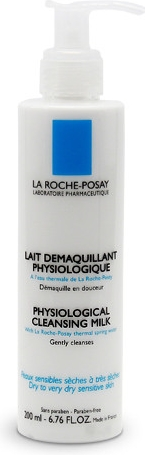 La Roche-Posay Fyziologické odličovací mléko 200 ml