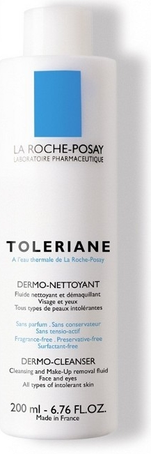 La Roche-Posay Toleriane Odličovací čistící emulze 200 ml