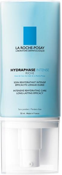 La Roche-Posay Hydraphase Intense riche - Intenzivní hydratační péče 50 ml