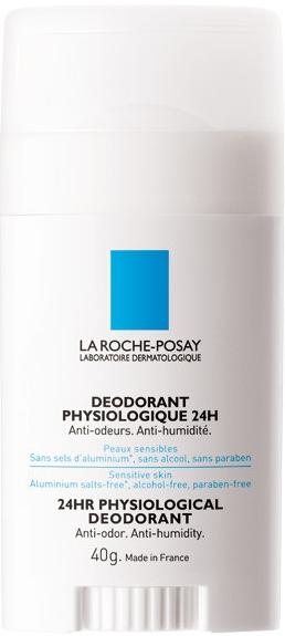La Roche-Posay Deodorant stick - Tyčinka na citlivou pokožku 40g