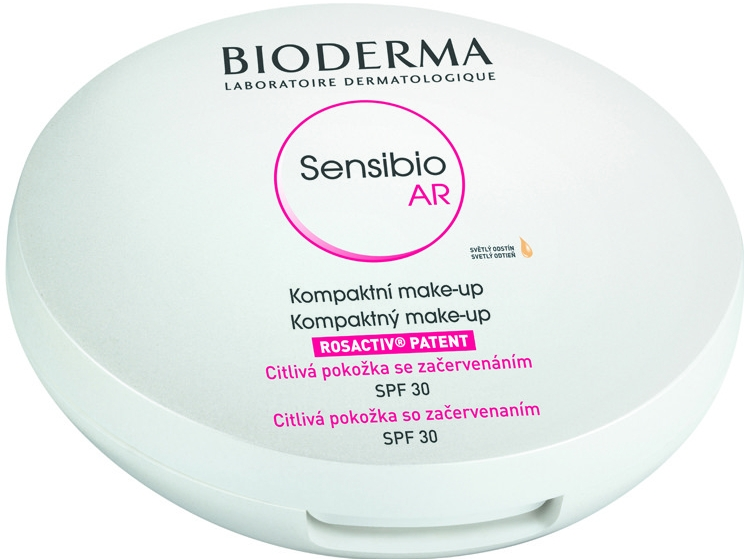 BIODERMA Sensibio AR Make-up 10g světlý odstín