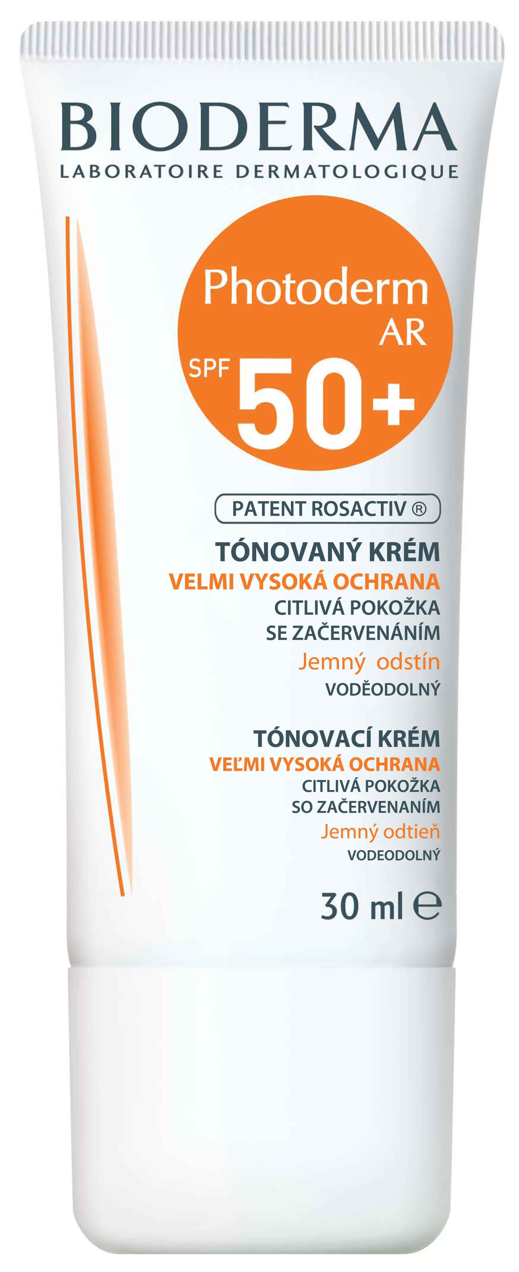 BIODERMA Photoderm AR SPF 50 plus Tónovaný krém 30 ml