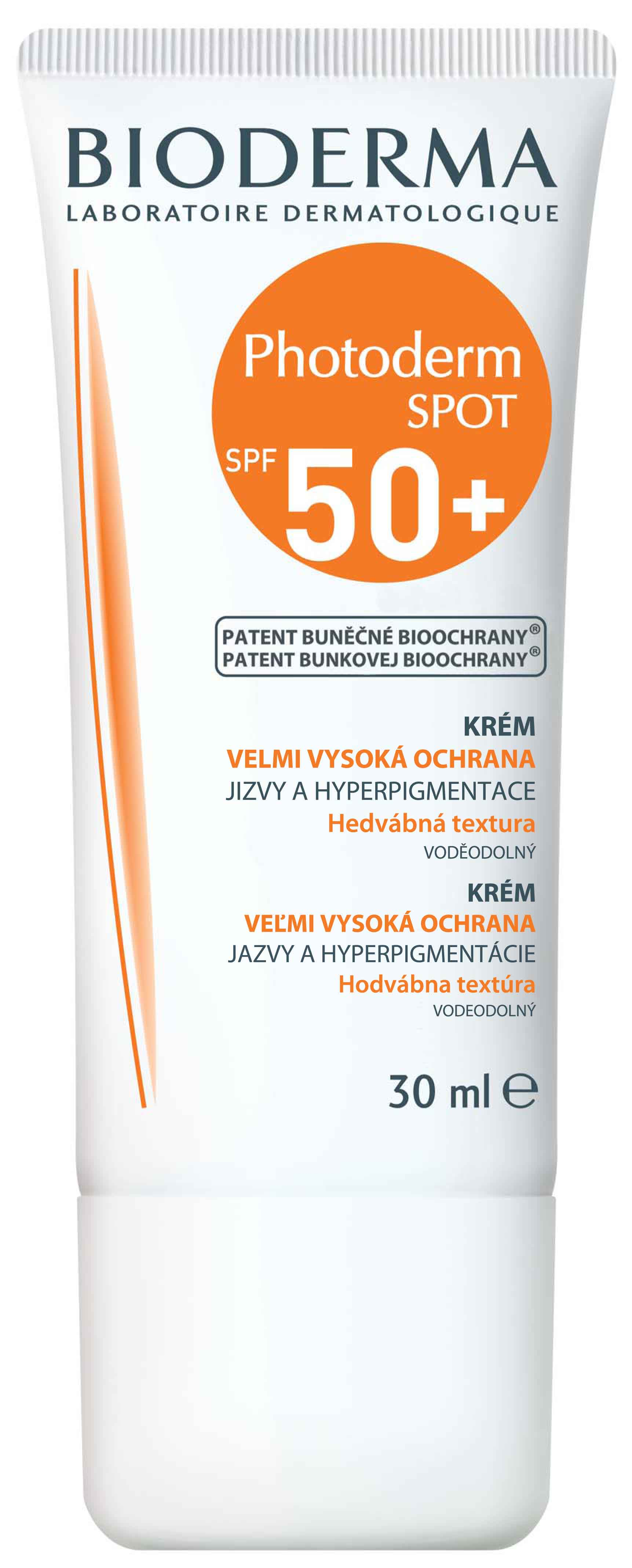 BIODERMA Photoderm Spot SPF 50 plus krém 30 ml