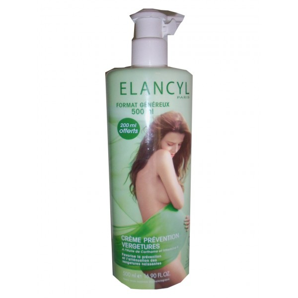 ELANCYL Prevention vergetures 500 ml - Prevence proti striím