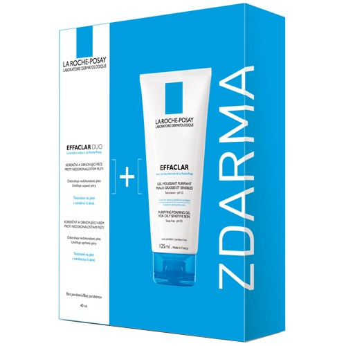La Roche-Posay Effaclar duo plus Effaclar gel 200 ml