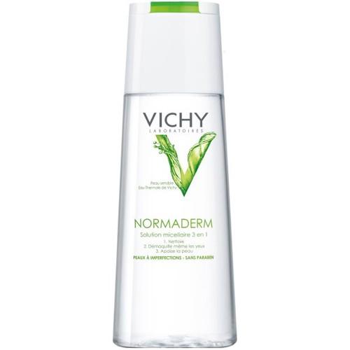 Vichy Normaderm micelární čisticí voda pro problematickou pleť 200 ml