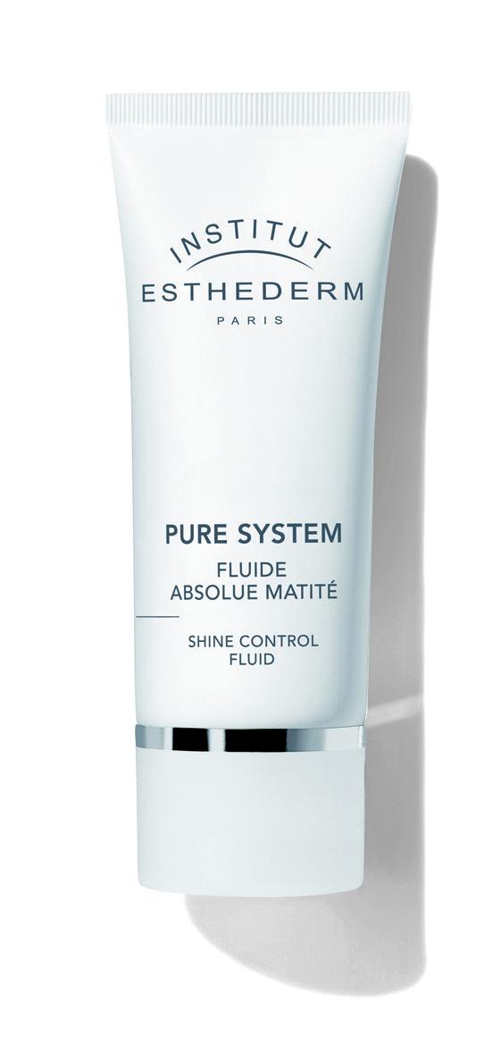 Esthederm Pure control care cream - Krém pro regulaci mazotoku 50 ml