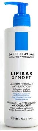 La Roche-Posay Lipikar Syndet AP plus 400 ml - Krémový sprchový gel limitovaná edice