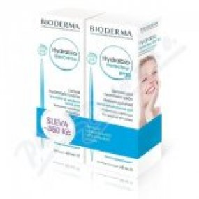 Bioderma Hydrabio Perfecteur SPF30 40 ml+ Hydrabio gel-creme 40 ml