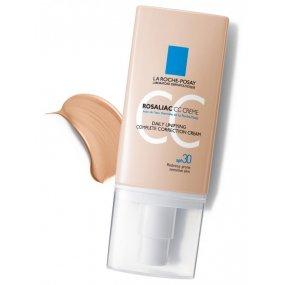 La Roche-Posay Rosaliac CC krém pro citlivou pleť se sklonem ke zčervenání SPF 30 50 ml
