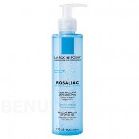 La Roche-Posay Rosaliac Micerální odličovací gel pro citlivou pleť 195 ml
