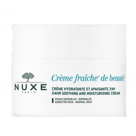 NUXE Creme Fraîche de Beauté zklidňující a hydratační krém pro normální pleť 50 ml