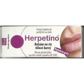 Herpetino Balzám na rty 10 ml