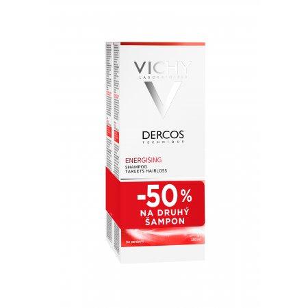 VICHY Dercos Aminexil DUO balení 2x200 ml
