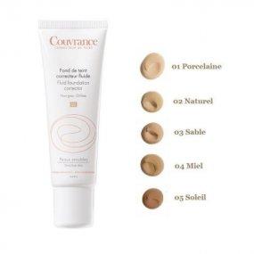 AVENE Couvrance Tekutý make-up naturel (02) 30ml